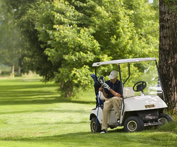 Golf villa Périgord