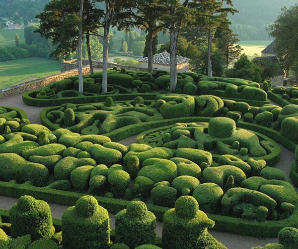 jardins de Marqueyssac villa Périgord