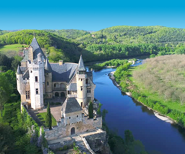 Châteaux villa Périgord